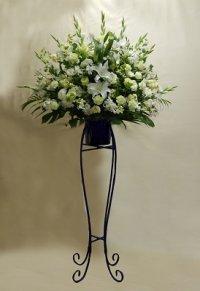 お祝い用スタンド花