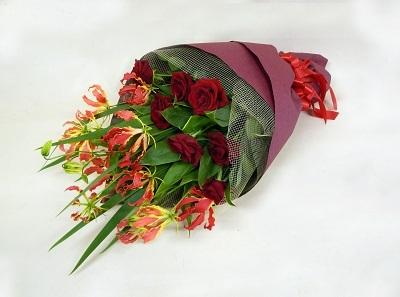画像1: ブライダル:花束